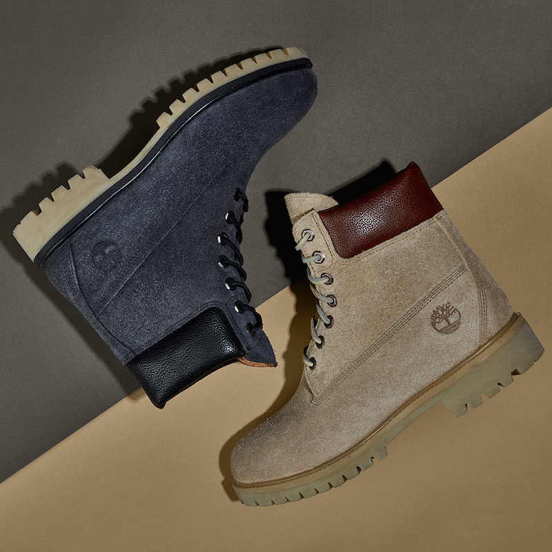 BNY Sole Series x Timberland 6 Inch Boots 2