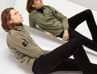 MATCHESFASHION The Style Report // Stone Island Fall 2016 Lookbook