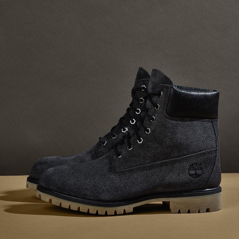 Timberland Dark Grey 6-Inch Boots