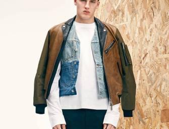 Remix Your Style: Luisa Via Roma Spring/Summer 2017 Menswear Lookbook