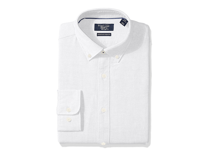 Original Penguin Slim Fit Essential Oxford Dress Shirt