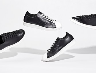 BNY Sole Series // adidas Stan Smith & Superstar 80s for Spring 2017