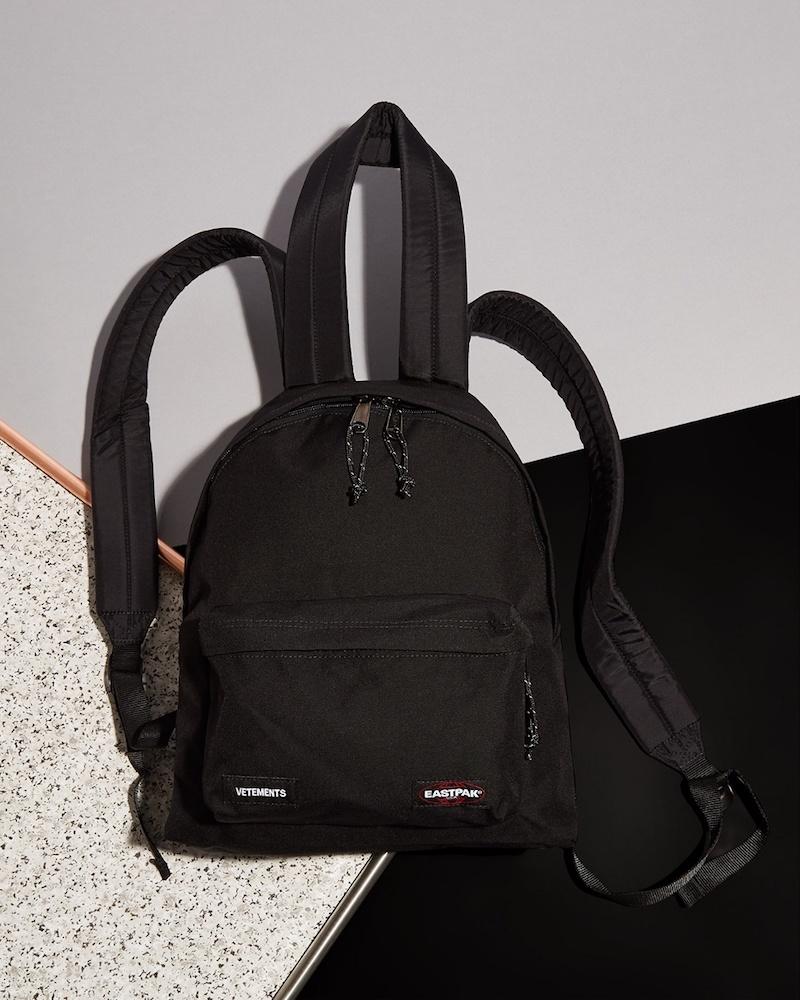 Vetements X Eastpak Canvas Backpack
