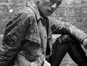 Rock Solid: AMIRI Spring 2017 Menswear Lookbook at Barneys New York
