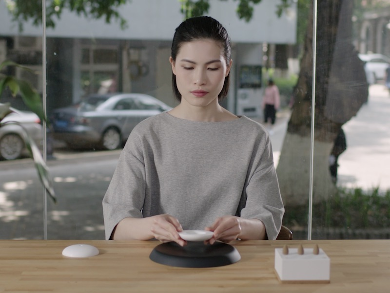 YUN Levitating Incense Holder