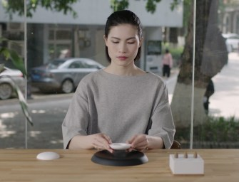 YUN: Levitating Incense Holder