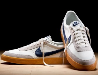 Shoe of the Day // Nike for J.Crew Killshot 2 Sneakers