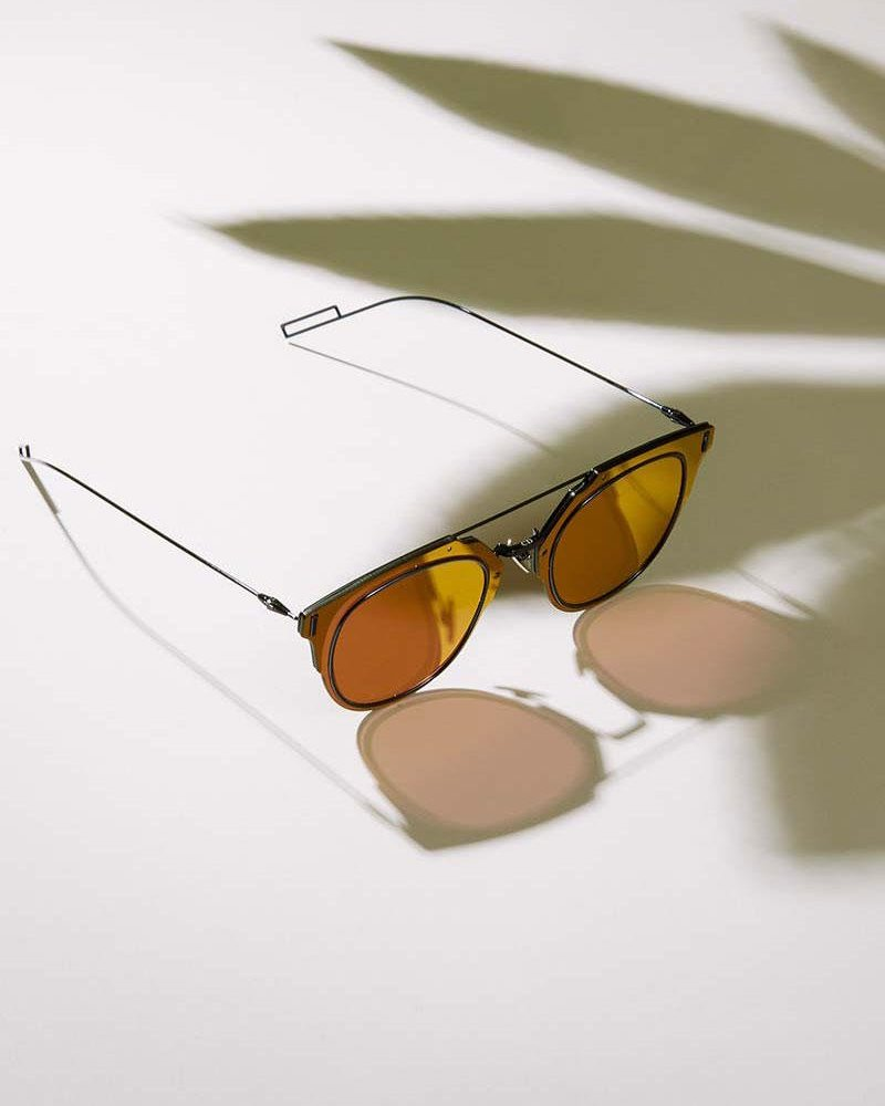 Dior Homme Sunglasses Composit 1.0 Pantos-Style Sunglasses