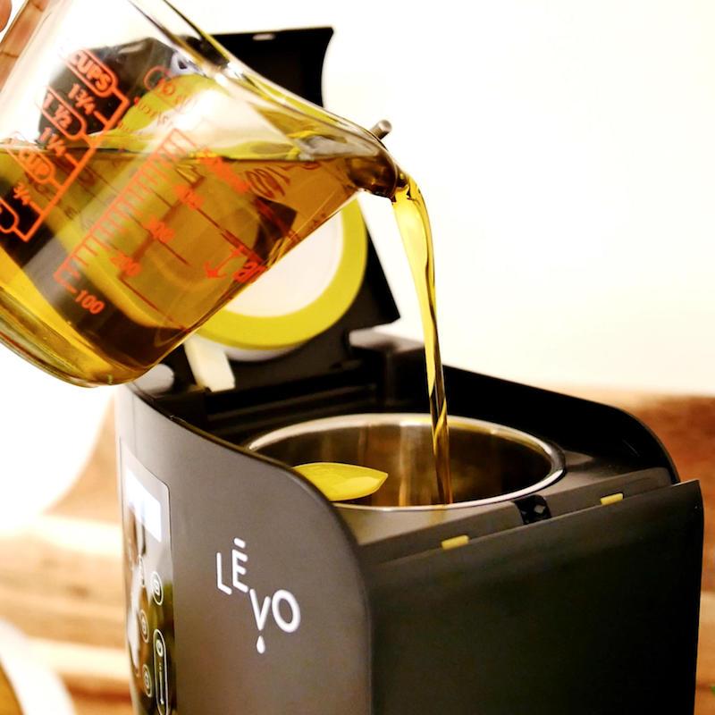 LEVO Oil Infuser Add Oil