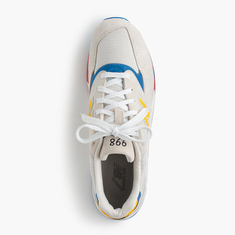 New Balance for J.Crew 998 Beach Ball sneakers_2