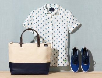 Colors We Love // Summer Classic Combo: Blue & White