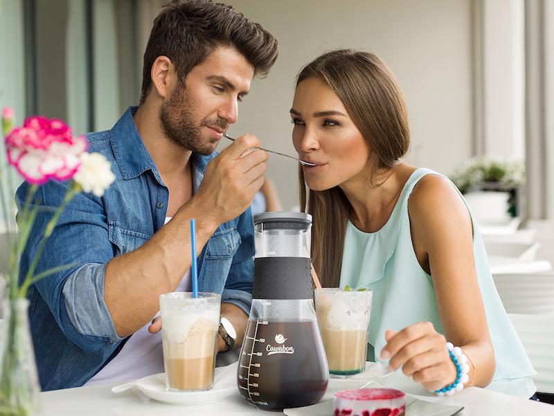 Cawabon Airtight Cold Brew Coffee Maker