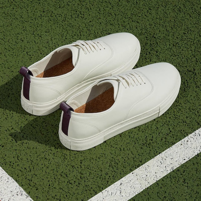 Eytys Mother Leather Trainers