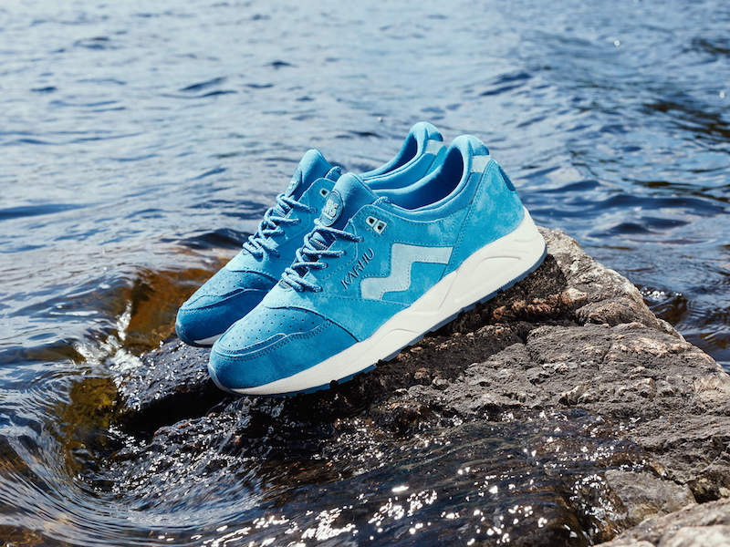 Karhu Aria x Sneakersnstuff The land of a thousand lakes 1