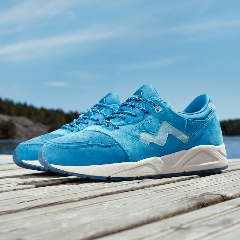Karhu Aria x Sneakersnstuff The land of a thousand lakes 4