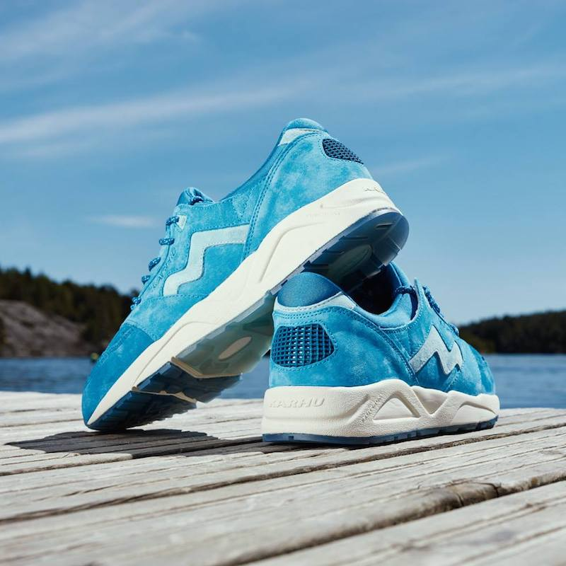 Karhu Aria x Sneakersnstuff The land of a thousand lakes 6