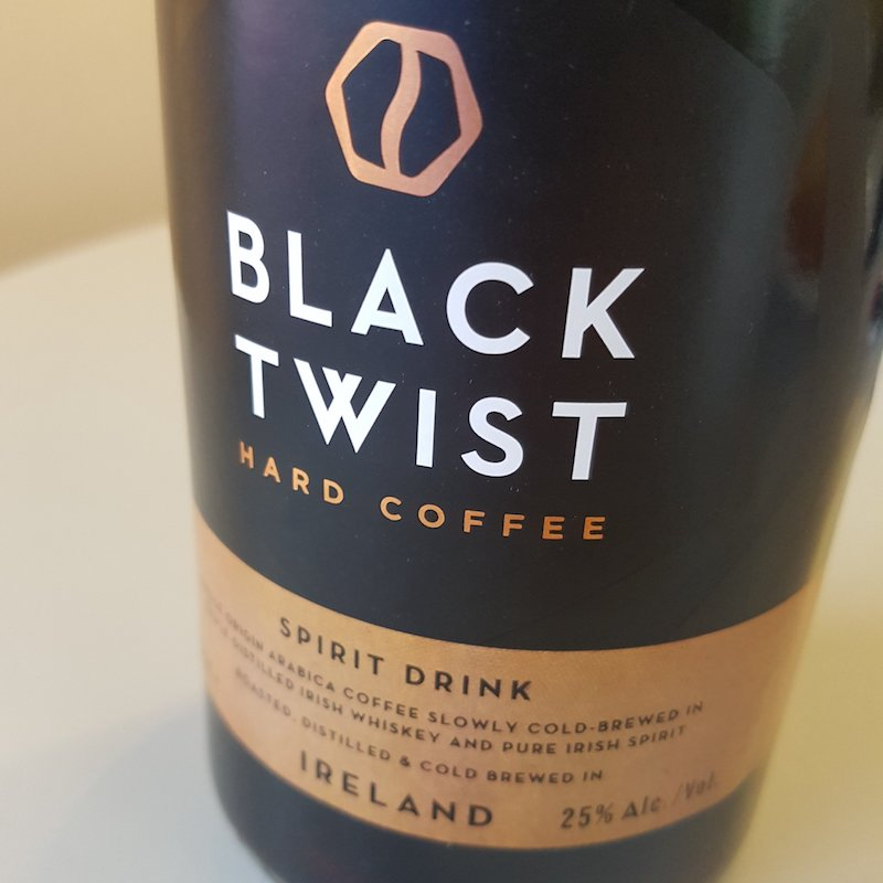 Black Twist Hard Coffee