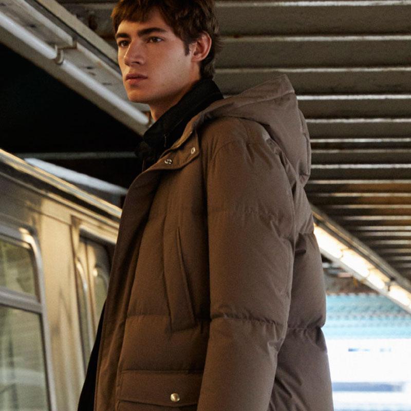 Brunello Cucinelli Mid Length Nylon Jacket