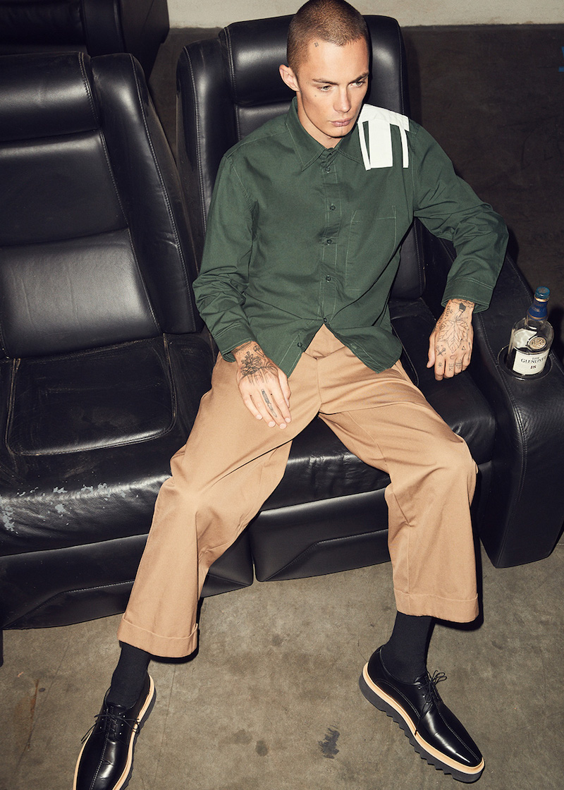Craig Green Sash Shirt