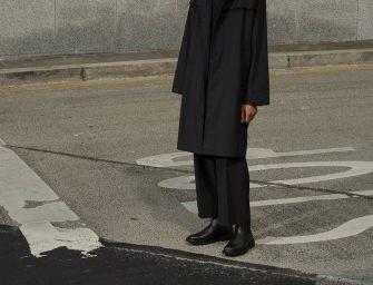Technical Modern Uniform: Mackintosh 0001 Collection at LN-CC