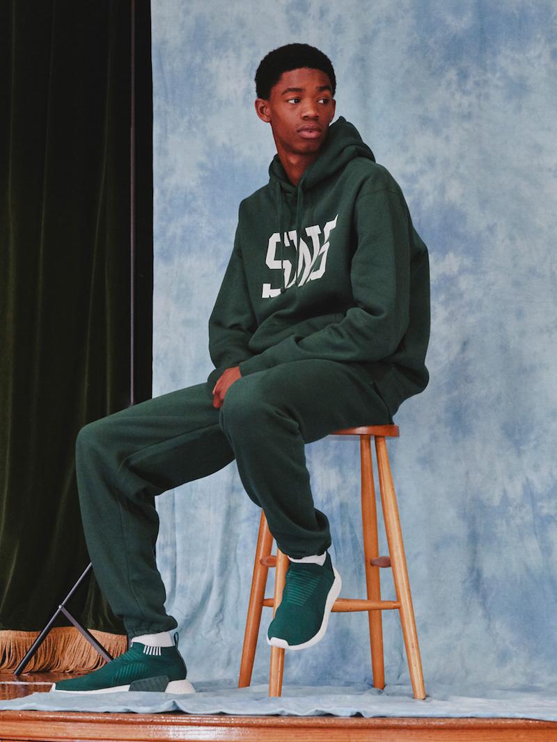 """Sneakersnstuff Exclusive adidas Originals NMD CS2 PK """"Class of 99"""""""