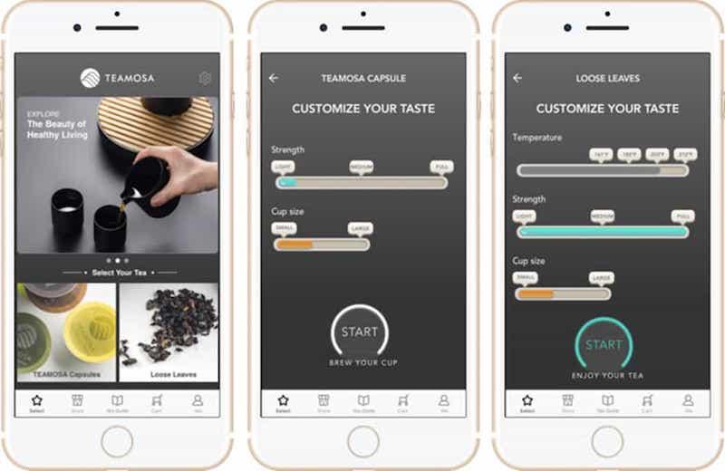 TEAMOSA App