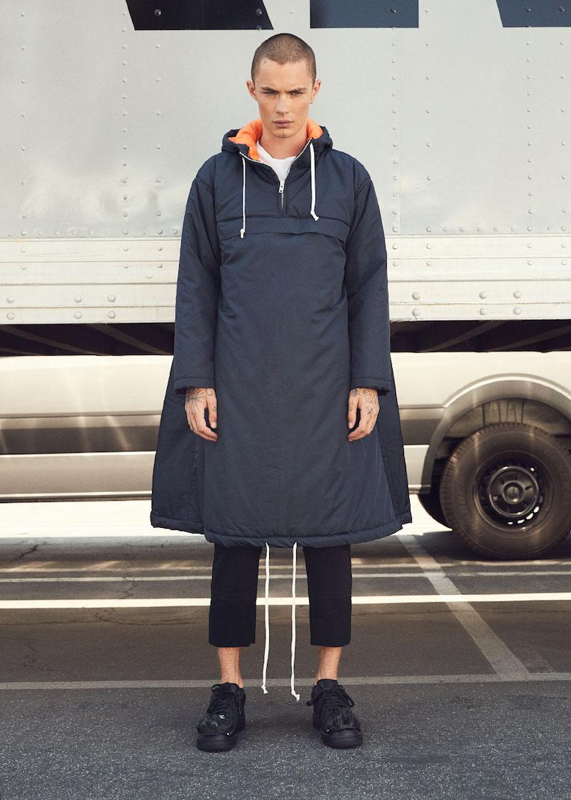 Comme des Garçons SHIRT Boys Polyester Coat