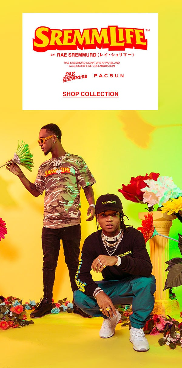 Shop PacSun x Rae Sremmurd SremmLife Collection