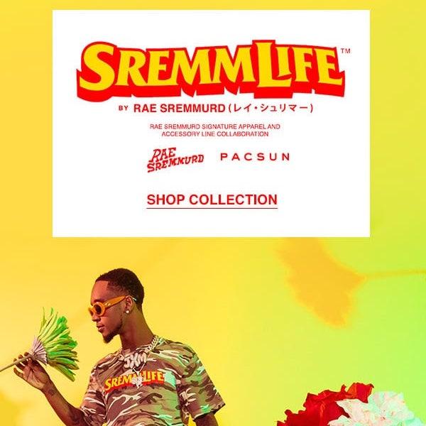 PacSun x Rae Sremmurd SremmLife Collection