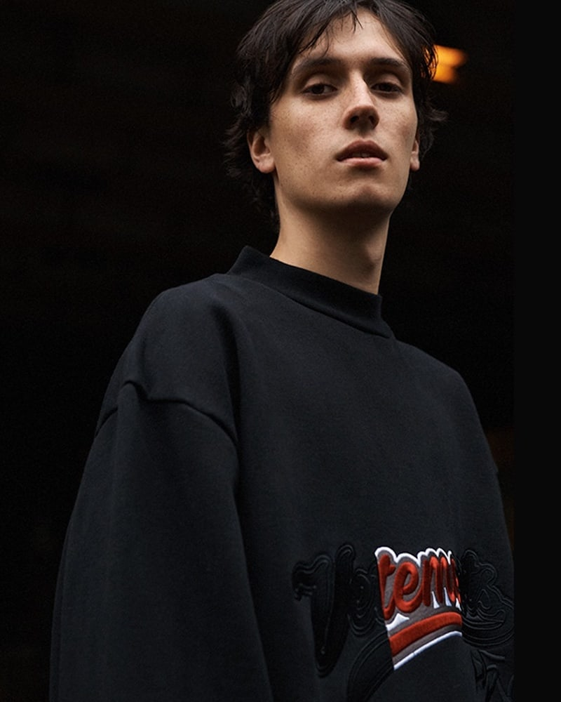 MATCHESFASHION The Style Report // The New Vetements Menswear Fall 2017 Lookbook