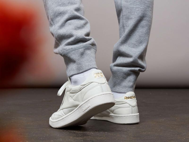 Sneakersnstuff x Reebok Club C 85