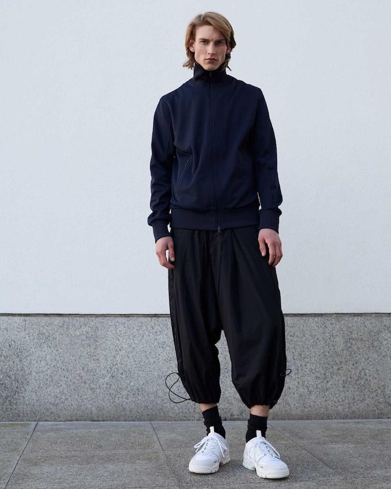Y-3 M CL Zip-Through Jacket