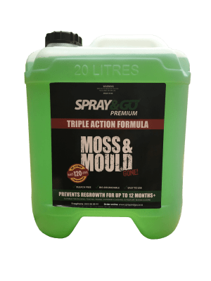 Spray & Go Premium 20L