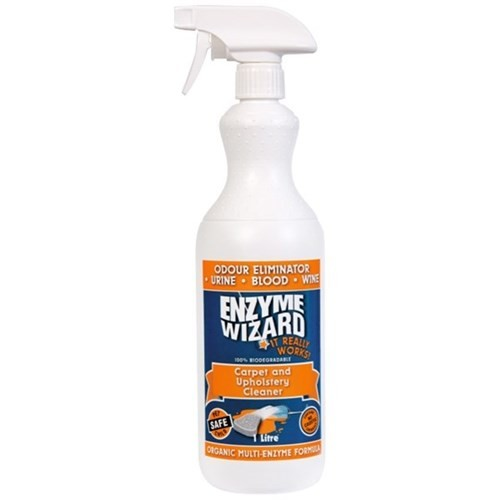 enzyme wizard carpet and upholstery cleaner lifestyle focus