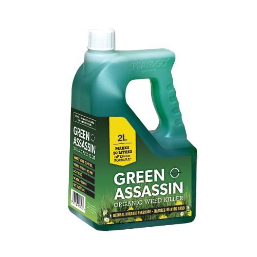 green Assassin 2l