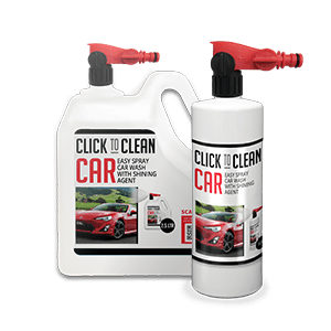 Click To Clean – Car Cleaner
