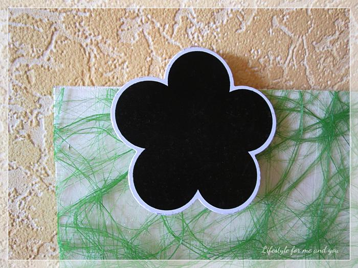 Schrifttafel-Blume