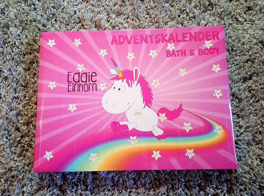Eddie Einhorn Adventskalender