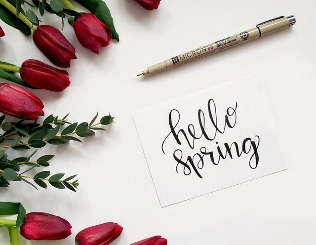 Frühlingsoutift