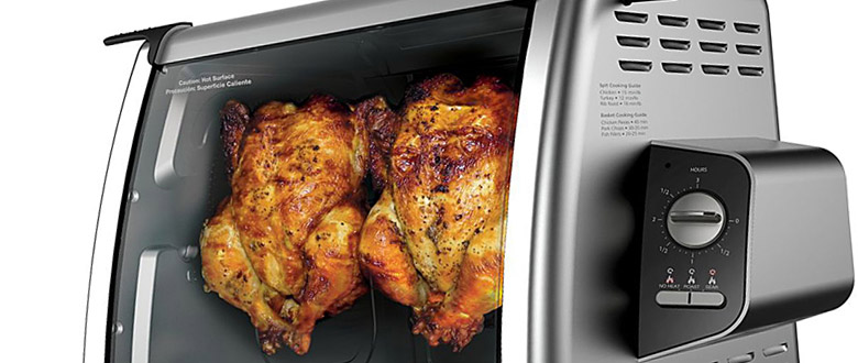 best rotisserie oven - Best Rotisserie Oven Reviews – 2018