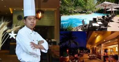 Hilton Phuket Arcadia Resort & Spa Celebrates Chinese New Year with Guest Chef  Felix Xi Ming Wang.