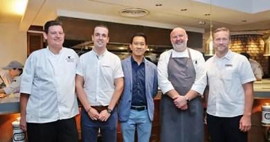 One-Michelin-Star Chef Massimiliano Celeste Delighted Diners @ JW Marriott Phuket's Cucina Italian Kitchen