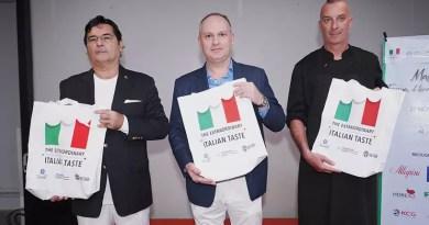 หอการค้าไทย-อิตาเลี่ยน จัดงานดินเนอร์ มาสเตอร์คลาส