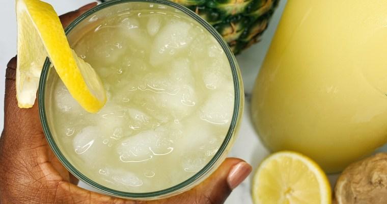 Pineapple Ginger-ade
