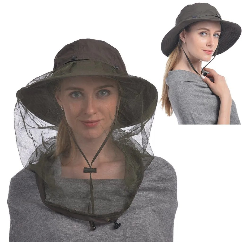 No see ums screens - head wear for women