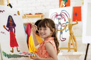 after school programs with art