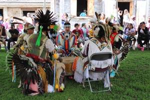National Aboriginal Day @ Sainte-Marie among the Hurons   Midland   Ontario   Canada
