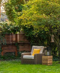 designing spaces in your back yard