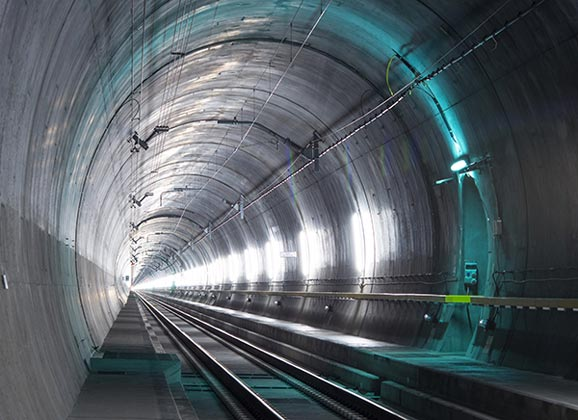 Swiss Gotthard Project tunnel now open