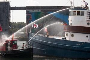 Tug Fest Tug Boat, Midland, ON